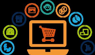 Ecommerce Website icons